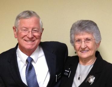 Elder & Sister Jeske