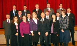 New Missionaries
