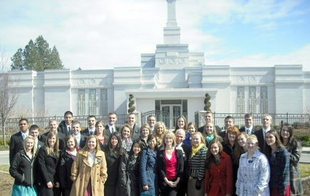 Group of New Missionaries