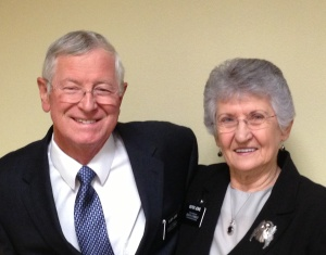 Elder and Sister Jeske
