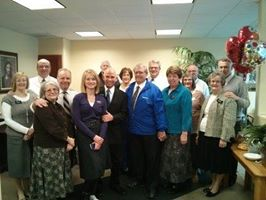 Senior missionaries say goodbye to Killians