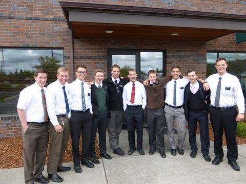 Missionaries from Ukraine