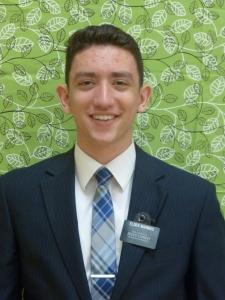 Elder Matthew Marinos